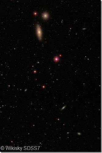 NGC 4451 4468 field Wikisky SDSS7
