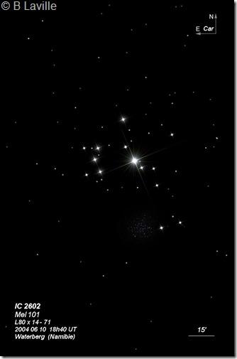 IC 2602  Mel 101 L80  BL 2004 06 10