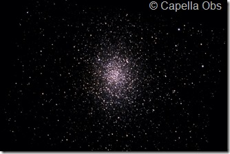 M 19 Capella obs N up