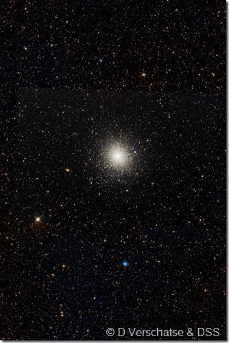 NGC 2808 D Verschatse & Wikisky DSS2