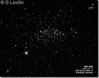 NGC 3532  L80  BL 2004 06 06