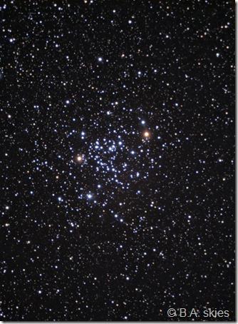 NGC 3766 BA skies