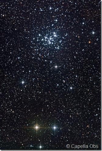 NGC 6231 Capella
