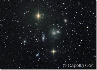AGC 1060  NGC 3309 11 12 Capella Obs