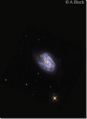 NGC 157 A Block