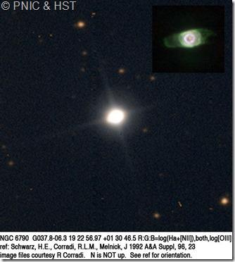 NGC 6790 PNIC