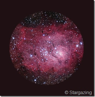 M 8 Stargazing