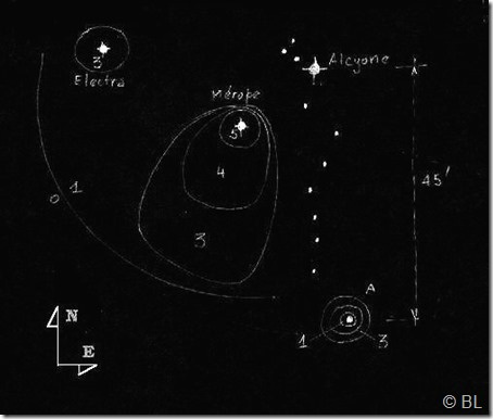 NGC 1435 Merope  T254  BL  2001 10 24