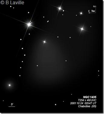 NGC 1435  T254  BL  2001 10 24