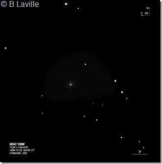 NGC 1999  T254  BL 2001 10 25 C135 20