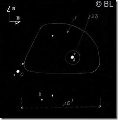 NGC 1999  T254  BL  2001 10 25