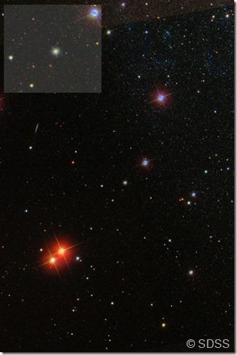 C 39 in M33 SDSS