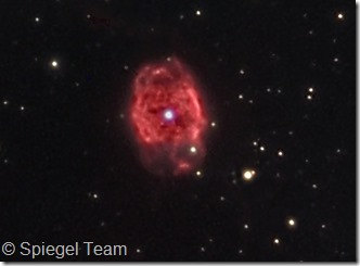 NGC 40 Spiegel team