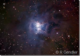 NGC 7023 Gendler NML