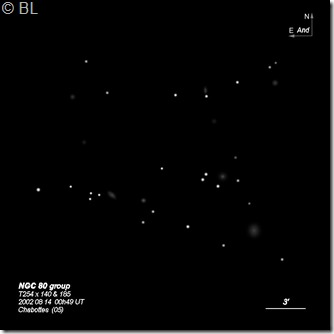 NGC 80 group  T254  BL 2002 08 14