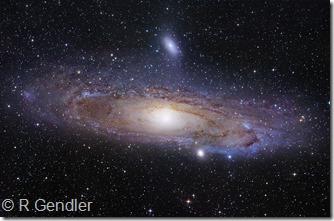 M 31 NMmosaic Gendler