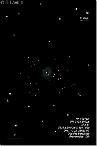 PK 103 0.1  M 2-51  T635  BL 2011 10 02