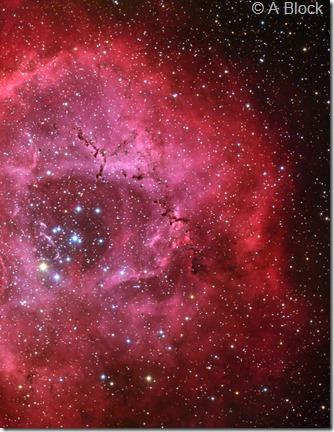 NGC 2237 A Block