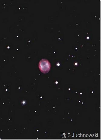 NGC 3195 Steve Juchnowski