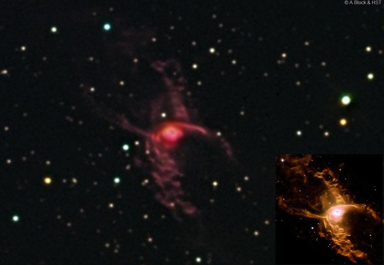 NGC 6537 » Dessins du ciel pro...