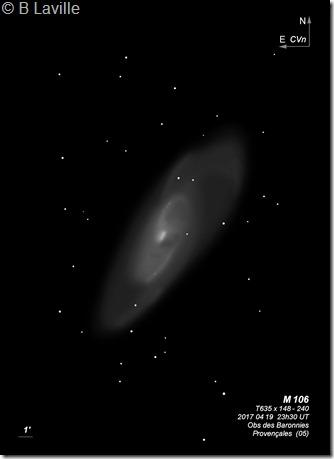 M 106  T635  BL 2017 04 19