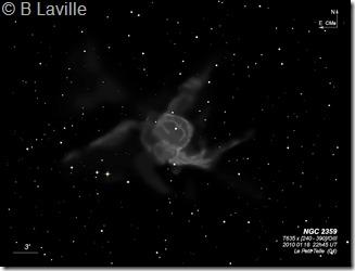 NGC 2359  T635  BL 2010 01 18
