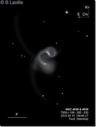 NGC 4038 39  T508  BL Tivoli 2010 halo 2017 04 20