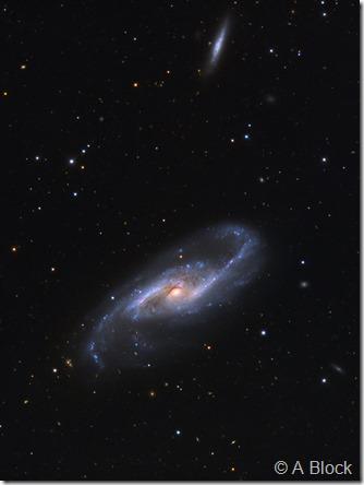 NGC 4536 Block large