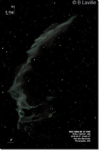 NGC 6992 95  T635  BL 2106 09 27&28