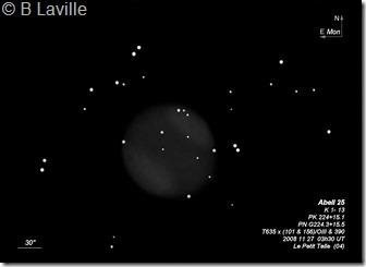 Abell 25  K1-13  PN G224.3 15.1  T635  BL
