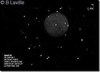 Abell 34  PK 248 29.1  T635 BL
