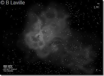 NGC 2070  T508  BL 2012 06 17