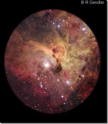 NGC 3372 Eta Car R Gendler