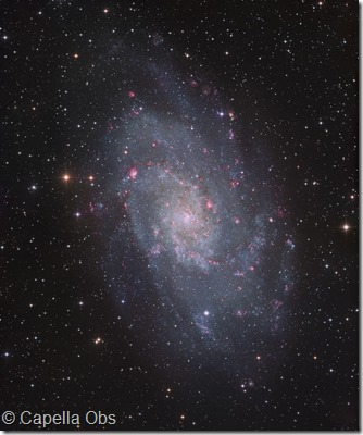 M 33 very big  Capella Obs orig