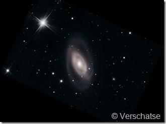NGC 1350 Verschatse