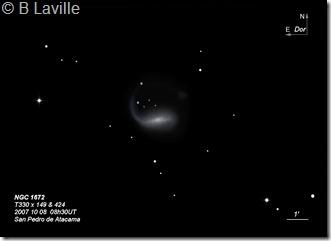 NGC 1672  T330 BL