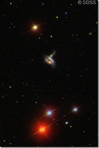 IC 2431  SDSS field