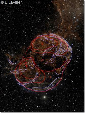 IC 443 Sh2 249 Apod BL