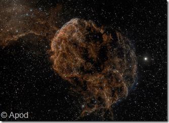 IC 443 Sh2 249HaSHO Apod