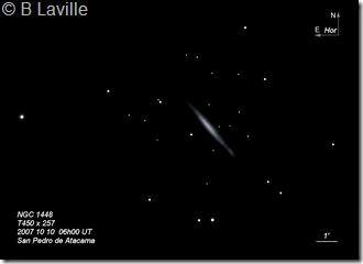 NGC 1448  T450 BL