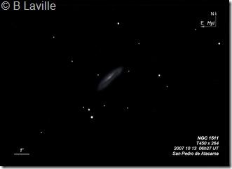 NGC 1511  T450 BL