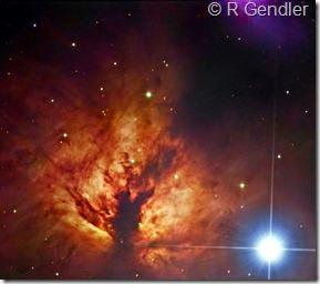 NGC 2024 Flame Rob Gendler
