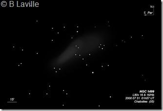 NGC 1499  L80  BL 2000 07 31