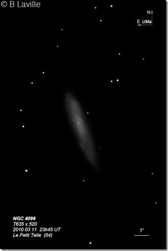 NGC 4096  T635  BL 2010 03 11