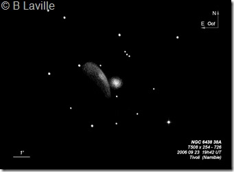 NGC 6438 38A  T508  BL Tivoli 2006 09 23