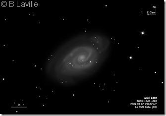 NGC 2403  T635  BL 2009 03 17