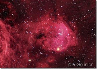 NGC 3324  Rob Gendler