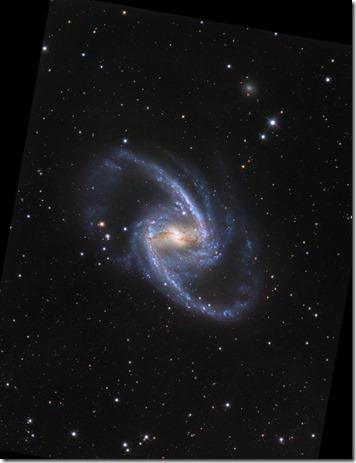 NGC 1365 Gendler NM