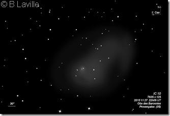 IC 10  T635  BL 2013 11 27