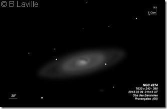 NGC 4274  T635  BL 2013 02 09